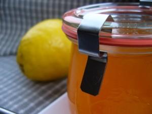 Ananasconfituur met citrusfruit