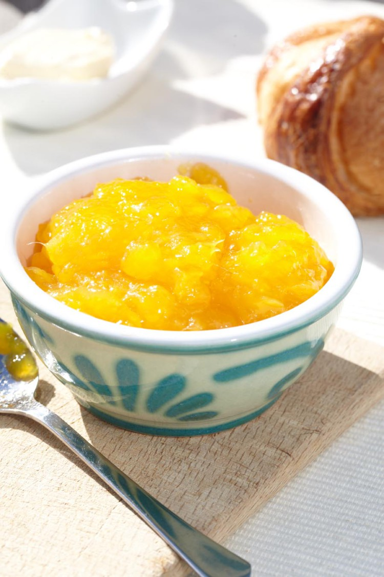 mangoconfituur mangojam