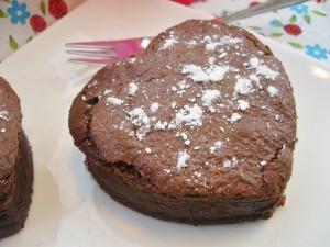 Marmelade brownie