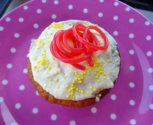 Jam cupcakes: ideaal voor een verjaardagstraktatie
