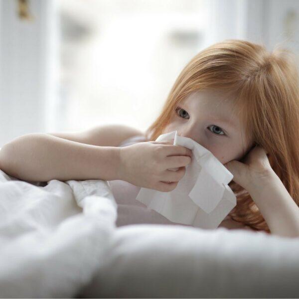 Soep tegen verkoudheid