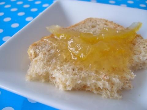 Bergamot marmelade