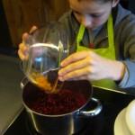 Marmelade maken