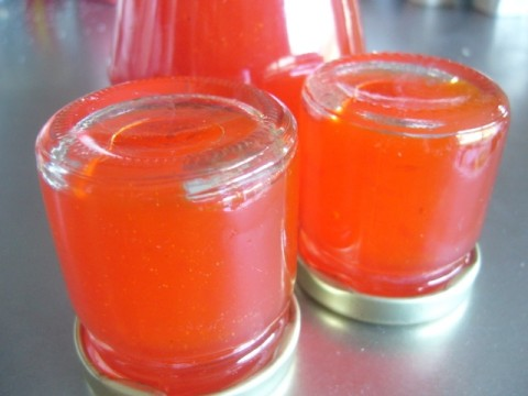 Chilijam of chilisaus zelf maken... makkie!