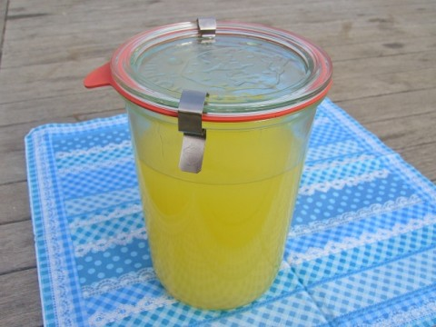 Limoncello in wording