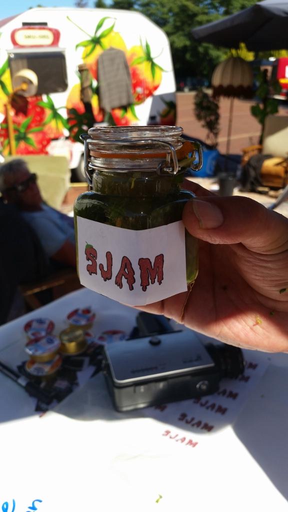 Sjam maakt jam!