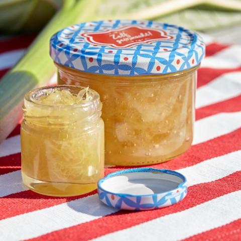 rabarberconfituur met limoncello