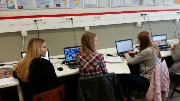 Als de jeugd gaat bloggen