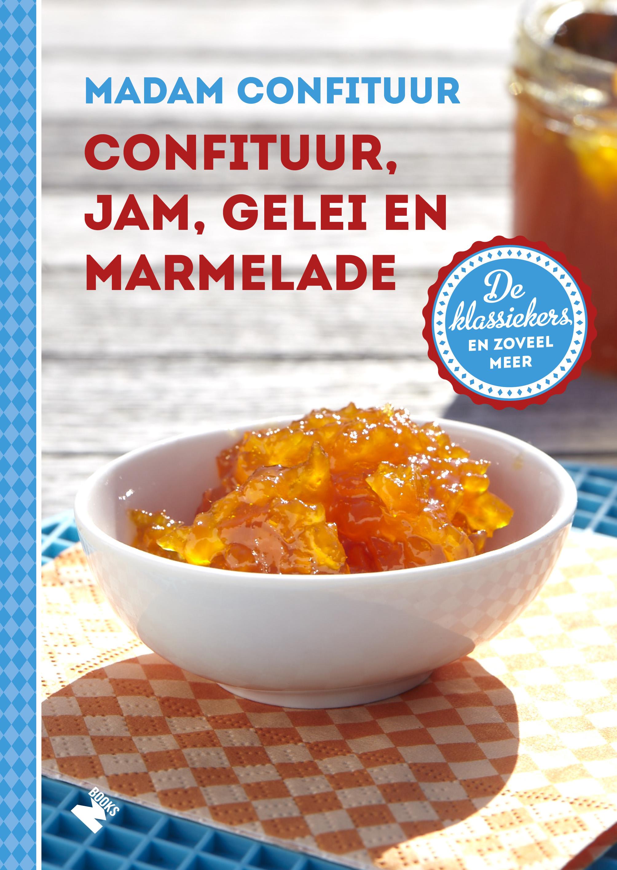 Confituurboek: Confituur, jam, gelei en marmelade