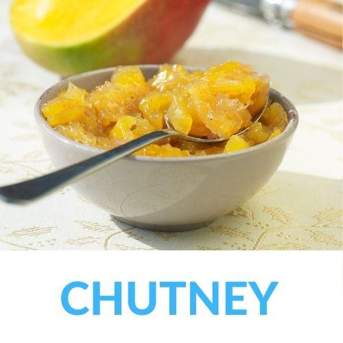 recepten; chutney