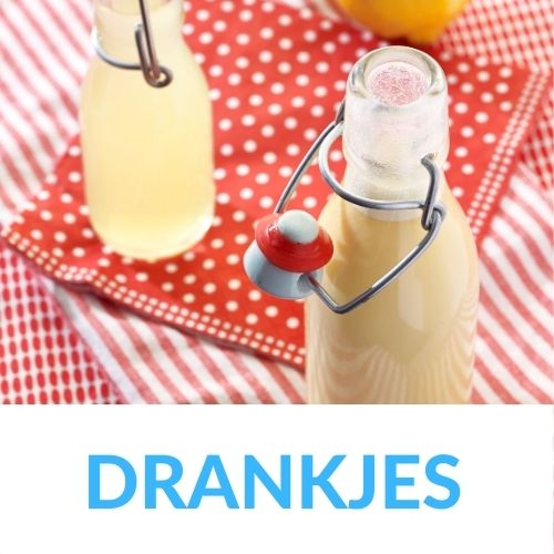 recepten: drankjes