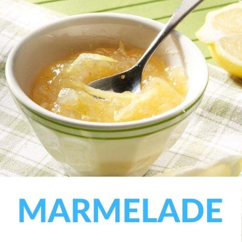 recepten: marmelade