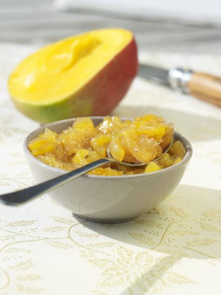 mango-ananas chutney