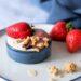 Aardbeienconfituur met chiazaad